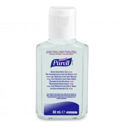 PURELL VF481 antiviral kézfertőtlenítő gél, 60 ml