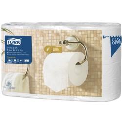 Tork Extra Soft kis tekercses toalettpapír – 4 rétegű