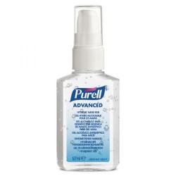 PURELL® kézfertőtlenítő gél, spray 60 ml