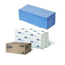 Hajtogatott kéztörlőpapírok