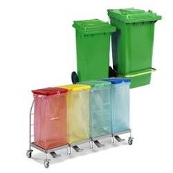 Nagy méretű hulladékgyűjtők