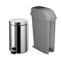Pedálos hulladékgyűjtők