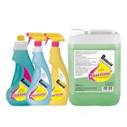 Professzionális tisztító és fertőtlenítőszerek