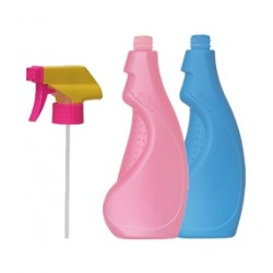 Szórófejes vegyszeradagolás 750 ml-es flakonból