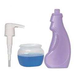 Vegyszeradagolás 1 literes flakonból
