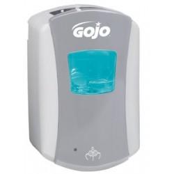 GOJO® automata szappanadagoló, fehér/szürke, LTX™, 700 ml 1384-04
