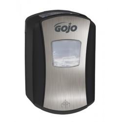 GOJO® automata szappanadagoló, fekete/ezüst, LTX™, 700 ml 1388-04