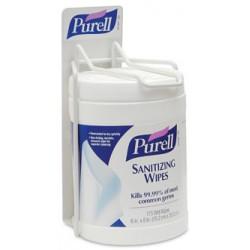 PURELL® fertőtlenítő törlőkendő tartó, 1 tégelyhez 9001-01