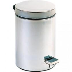 Simex pedálos hulladékgyűjtő 28 liter, kerek P5S