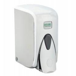 Vialli 0,5 literes folyékony szappan adagoló, fém S5C