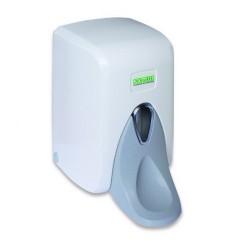 Vialli 0,5 literes folyékony szappan adagoló könyökkarral S5M